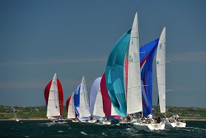 Block Island Race Week 2015 J 105 Fleet