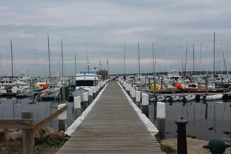 BI Boat Basin