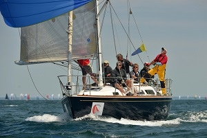 Cymothe 2015 Block Island Race Week