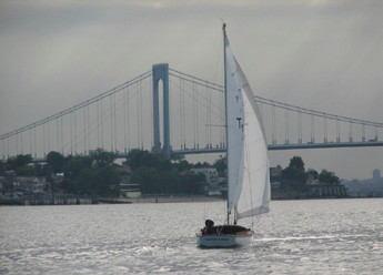 Suny Maritime Community Sailing Program