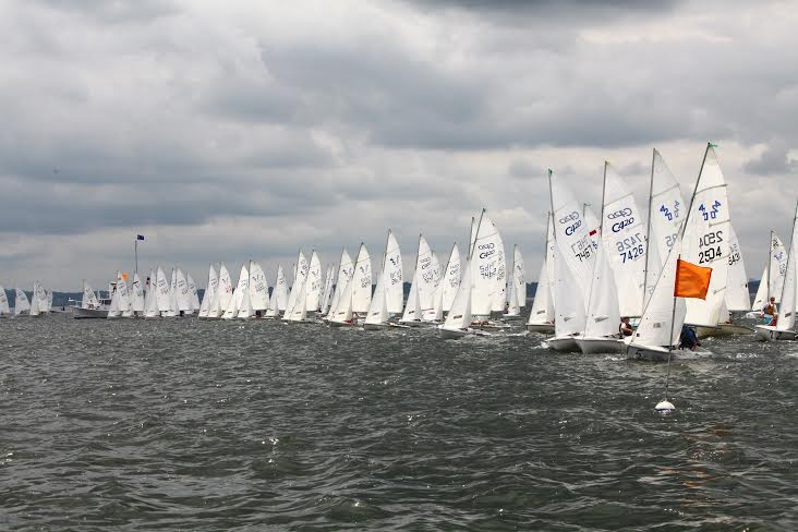 Larchmont Race Week Juniors