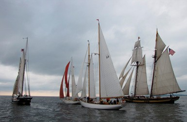 Chesapeake great schooner race