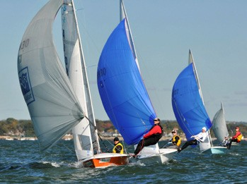 Coaches Corner Symmetrical Spinnaker Basics