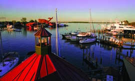 A tranquil evening in St. Michaels © William Wilhelm Photography