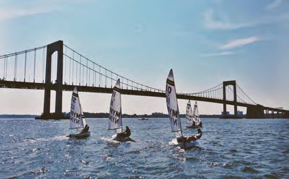 Suny Hosts High School Regatta
