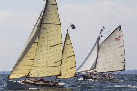 Indian Harbor Classic Yacht Regatta