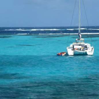 Tobago Cays Chartering