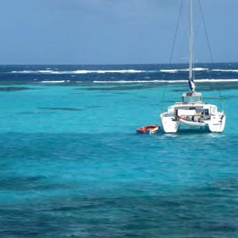 Tobago Cays Chartering