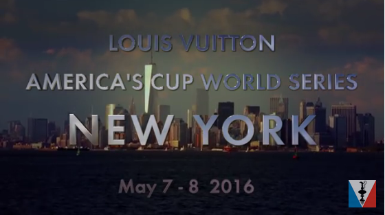 America's Cup New York