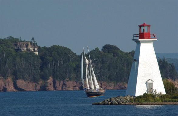 Boating Cape Breton