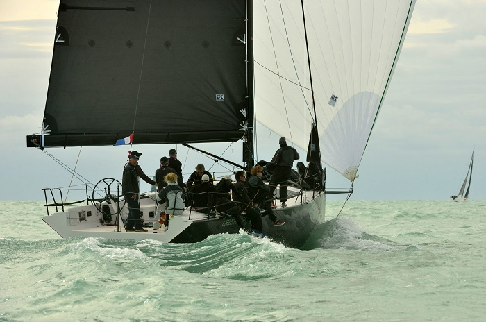 Quantum Key West Race Week 2016 Christopher Dragon