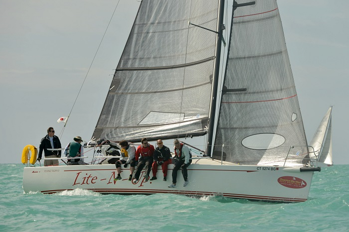 Quantum Key West Race Week 2016