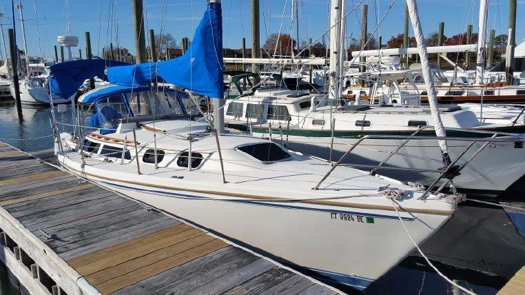 Catalina 34 Prestige