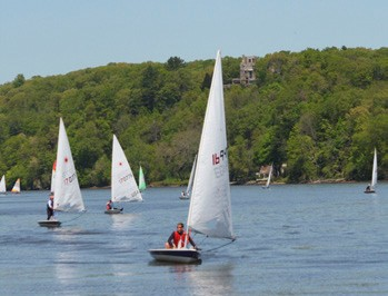 Connecticut River Dinghy Race