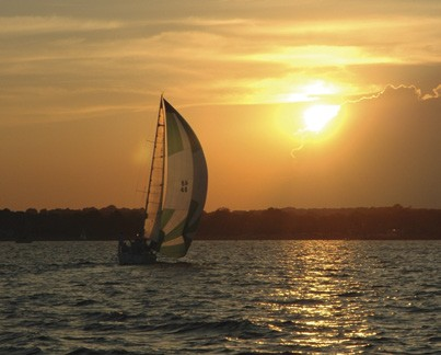 Joe Cooper Zen of Sailing