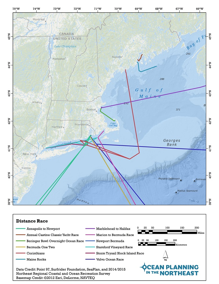 Northeast Ocean Planning