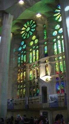 Antoni Gaudi Cathedral