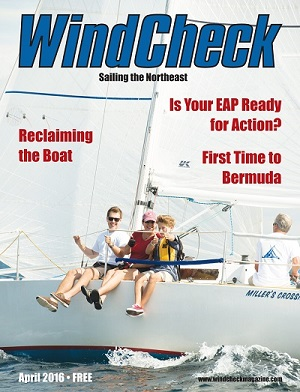 April WindCheck 2016 cover