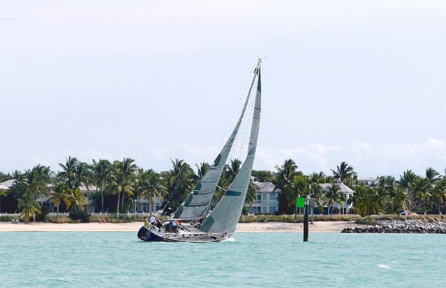 triple lindy key west race week