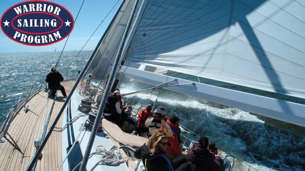 Warrier Sailing