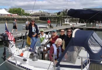 Sailors Growing Sailors