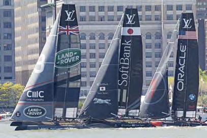 America's Cup New York World Series