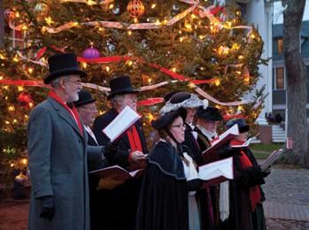 Mystic Seaport Community Sing