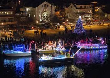 mystic boat parade