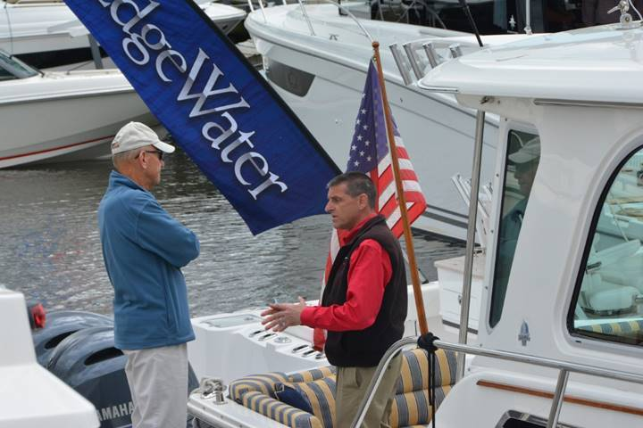 ct boat show