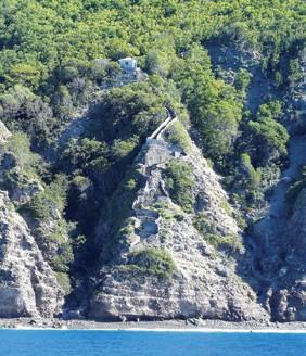 saba island steps