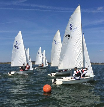 Preparation and Success in High School Sailing