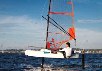 High Performance dinghy