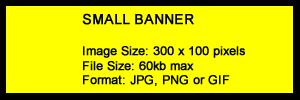 Small Banner Ad
