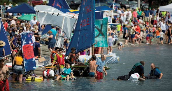 Fool's Rules Regatta