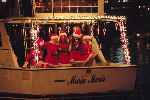 Stamford Boat Parade
