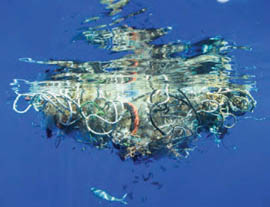 Plastic Gyres