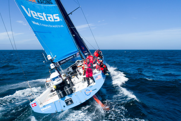 Vestas 11th hour