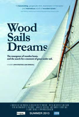 Wood Sail Dreams