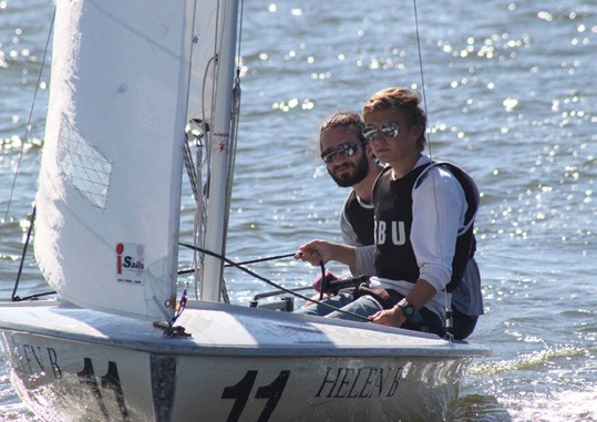 Stony Brook Sailing Team