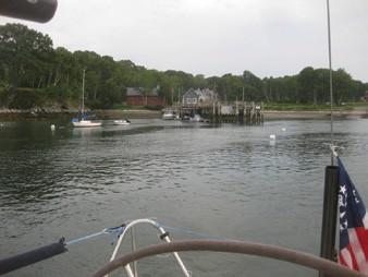 Cruising Duo to Maine