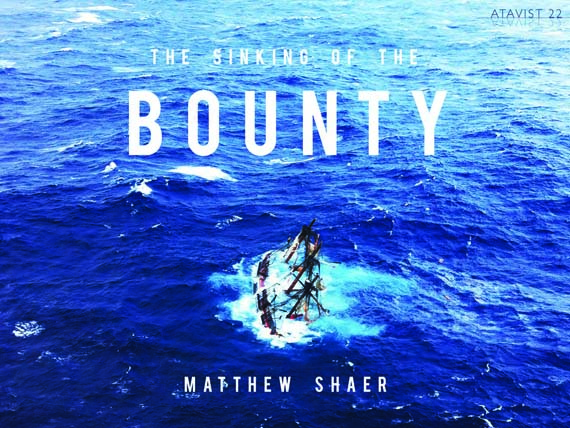 Sinking of the Bounty