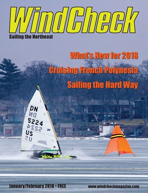 WindCheck cover January/February 2018