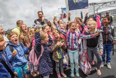 Volvo Ocean Race family activities
