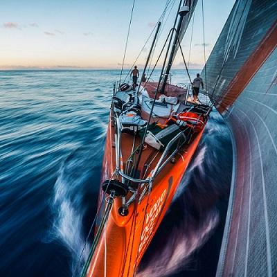 Volvo Ocean Race broadcast
