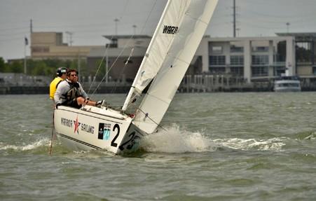 Warrior Sailing Sperry Charleston Race Week
