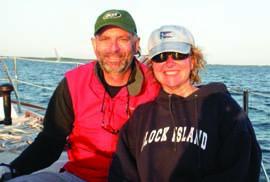 Diane Kropfl & Bill Sabanski
