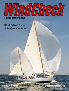 July WindCheck Dorade