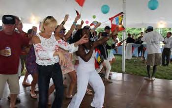 Antigua Hamptons challenge