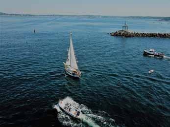 Sailing into Oblivion