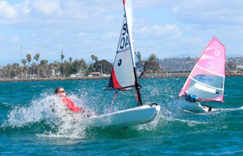 Junior Sailing Boat